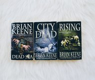 3 Brian Keene Books in Camp Lejeune, North Carolina