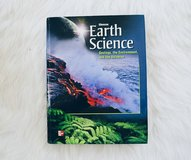Earth Science GlenCo Textbook in Camp Lejeune, North Carolina