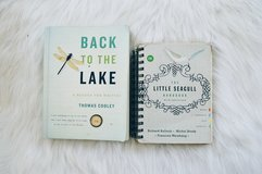 Back To The Lake & Little Seagull Text Books CCCC in Camp Lejeune, North Carolina