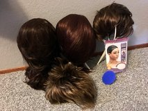 Wigs-like new in Vacaville, California
