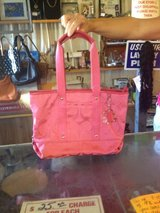 Pink coach purse in Fort Campbell, Kentucky