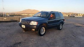 02 Jeep GC Limited 4x4 in Fort Irwin, California