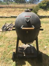 Egg Style Grill/Smoker in Travis AFB, California