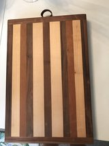 New cutting board in Perry, Georgia