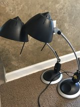 Desk lamps w/Touch on/off in Perry, Georgia