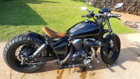 2003 honda shadow 750 custom bobber in Schofield Barracks, Hawaii