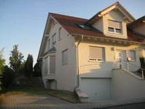 Lovely Duplex House in Steinenbronn in Stuttgart, GE
