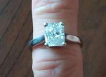 Diamond Engagement Ring in Cary, North Carolina