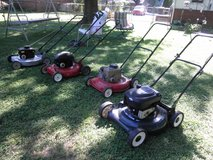 Push Lawn Mowers in Hopkinsville, Kentucky