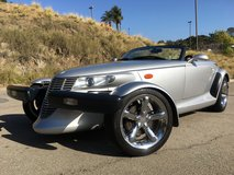 PLYMOUTH PROWLER in Camp Pendleton, California