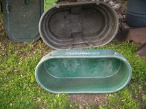 100 and 50 gallon rain or water tubs. in Naperville, Illinois