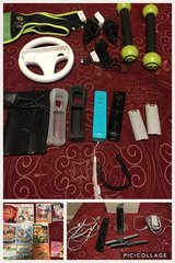Wii plus accessories in Waldorf, Maryland