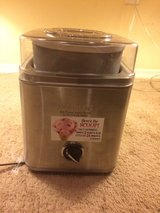 Cuisinart Ice Cream Maker Like New! in Tampa, Florida