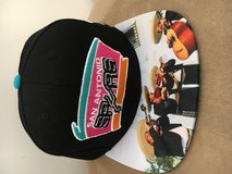 SA Spurs Limited Edition Mariachi SnapBack hat BRAND NEW in Okinawa, Japan