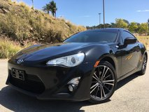 2014 Scion FRS Raven 6 Speed in Camp Pendleton, California