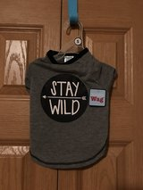 Pet TShirt Size Small in Tinley Park, Illinois