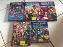 Monster High DVDs in Ramstein, Germany