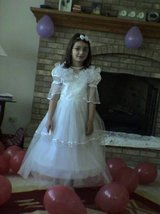 flower girl dress in Aurora, Illinois