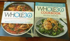 Whole 30 Cookbook and 30 Guide to Total Health and Food Freedom in Ramstein, Germany