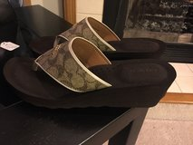 Coach sandals in Glendale Heights, Illinois