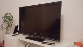 "Sony KDL-40V4000 - 40"" Widescreen 1080P Full HD Bravia LCD TV in Stuttgart, GE"
