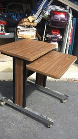 Rolling Table in Elgin, Illinois