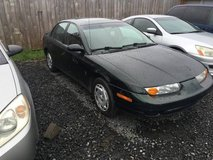 2000 SATURN SL2 1.9, 5 SPEED in Fort Lewis, Washington