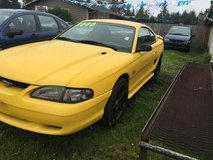 1995 FORD MUSTANG GT in Fort Lewis, Washington