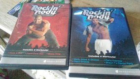 rockin body dvds in Fort Leonard Wood, Missouri