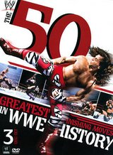 the 50 greatest finishing moves in WWE History  (NEW still Wrap sealed) in Eglin AFB, Florida