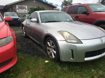 2003 NISSAN 350Z in Fort Lewis, Washington