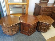 3 END TABLES in Perry, Georgia