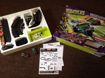Carrera 1:43 scale slot racing system in Plainfield, Illinois