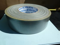 "Polyken 222 Silver Premium High adhesion Duct Tape 2"" x 60 yards 44mm x 55m in Joliet, Illinois"