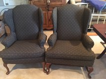 Wingback Chair in Kingwood, Texas