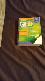 complete ged preparation book in Perry, Georgia
