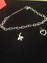 James Avery bracelet and charms in Alvin, Texas