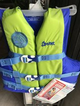 NWT Youth U.S.C.G. Watersports PFD Vest; 50-90 Lbs in Belleville, Illinois