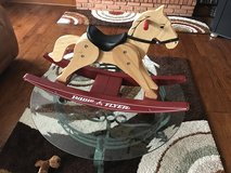 Radio Flyer Classic Wood Rocking Horse in Belleville, Illinois