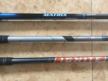 TAYLORMADE and NIKE FUJIKARA Driver Shafts in Okinawa, Japan