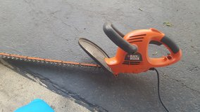 Black and Decker Electric Trimmer in Glendale Heights, Illinois