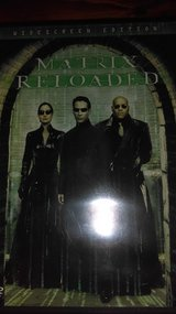 The Matrix Reloaded - DVD in Lawton, Oklahoma