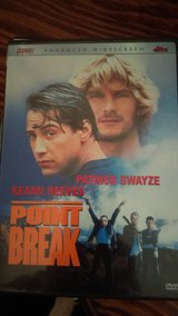 Point Break - DVD in Lawton, Oklahoma