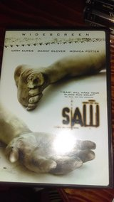 Saw - DVD in Lawton, Oklahoma