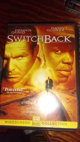 Switchback - DVD in Lawton, Oklahoma