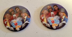 Bozo T. Clown Pins in Oswego, Illinois