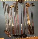 LEFTY Golf Clubs Ping Taylor Made in Stuttgart, GE