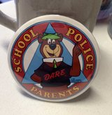 School Police Parents,  Dare Pin in Naperville, Illinois
