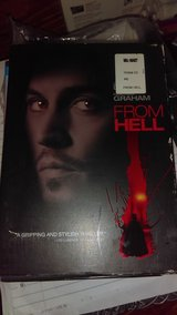 From Hell - DVD in Lawton, Oklahoma