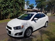 2012 Chevy Sonic in Honolulu, Hawaii